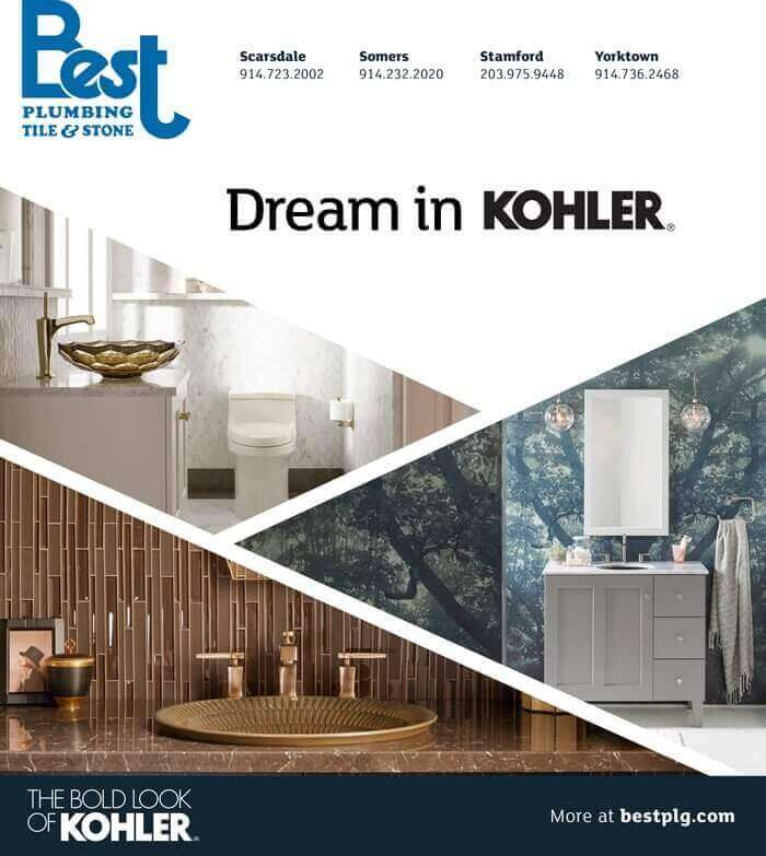 Shop the Kohler Collection at Best Plumbing Tile & Stone